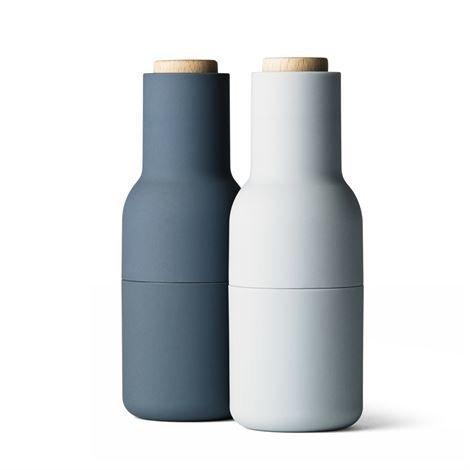 Menu Bottle Mylly 2 kpl Pakkaus Sininen Puukansi