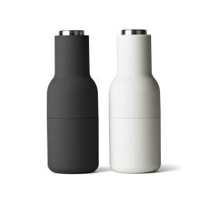 Menu Bottle Mylly Ash / Carbon / Steel 2-Pakkaus