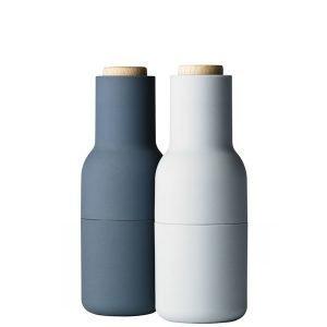 Menu Bottle Suola- Ja Pippurimylly Sininen 2 Kpl