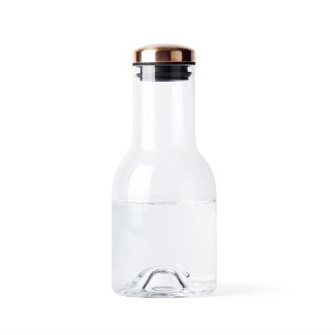 Menu Water Bottle Karahvi Lasi-Kupari