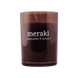 Meraki Sandcastles & Sunsets Tuoksukynttilä 10.5 Cm