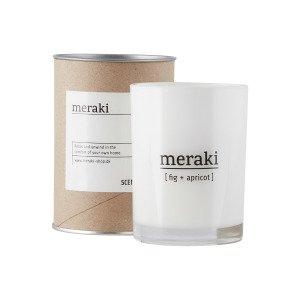 Meraki Tuoksukynttilä Fig & Apricot 10.5 Cm
