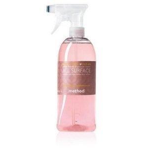 Method yleispuhdistussuihke Pink grapefruit