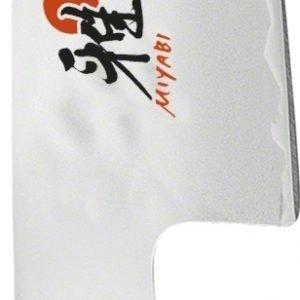 Miyabi 6000 Mct Shotoh Kuorimaveitsi Ruostumaton Teräs Ruskea 13 Cm