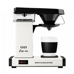 Moccamaster Cup One Cream White Kahvinkeitin