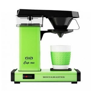 Moccamaster Cup One Fresh Green Kahvinkeitin