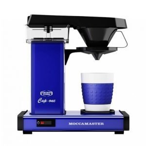 Moccamaster Cup One Royal Blue Kahvinkeitin
