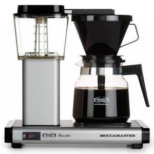 Moccamaster H931ao Matt Silver Kahvinkeitin