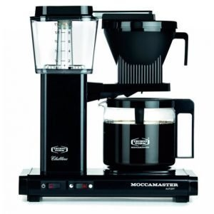 Moccamaster Kb952a0 Black Kahvinkeitin