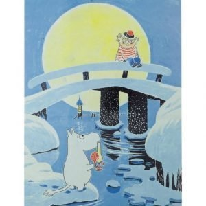 Moomin Midwinter Tabletti 40 X 30 mm