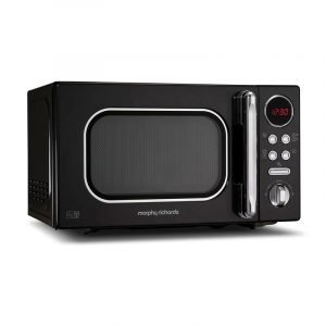 Morphy Richards Accent Mikroaaltouuni Musta 23 L