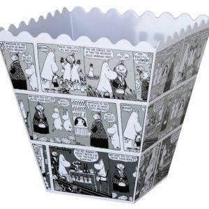 Mumin Comic Popcorn Purkki Melamiini 1 L