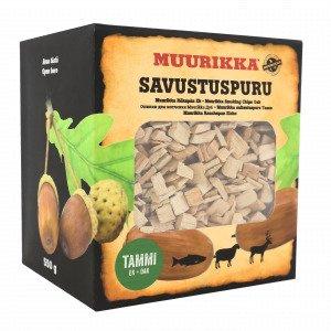 Muurikka Savustuspuru Tammi 550 G
