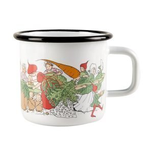 Muurla Elsa Beskow Vegetable Garden Muki 37 Cl