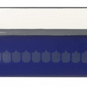 Muurla Vappu Keittiössä Emaliuunivuoka Sininen 32x19x6 Cm