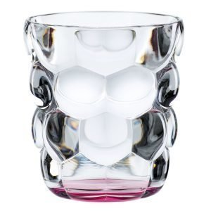 Nachtmann Bubbles Tumbler Vaaleanpunainen 33 Cl 2-Pakkaus