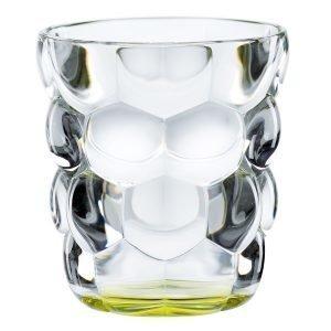 Nachtmann Bubbles Tumbler Vihreä 33 Cl 2-Pakkaus