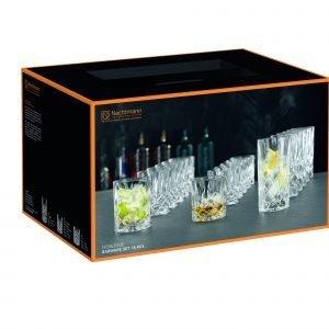 Nachtmann Noblesse Drinkkilasit Lahjapakkaus 18-Osainen