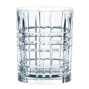 Nachtmann Square Whiskyglas 4-Pakkaus