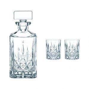 Nachtmann Whisky Setti 3 Osaa