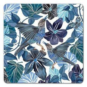 Nadja Wedin Design Blues Pannunalunen Sininen 21x21 Cm