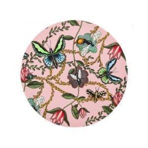 Nadja Wedin Design Bugs & Butterflies Pannunalunen Rakkaus Ø21 Cm