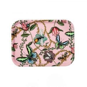Nadja Wedin Design Bugs & Butterflies Tarjotin Rakkaus 27x20 Cm