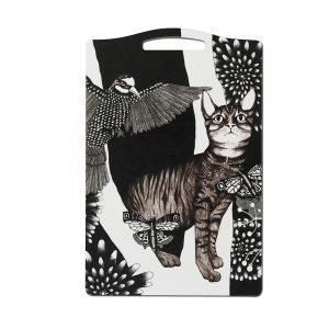 Nadja Wedin Design Katten Leikkuulauta 20x30 Cm