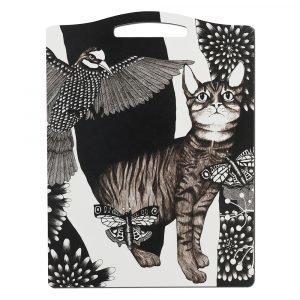 Nadja Wedin Design Katten Leikkuulauta 30x40 Cm