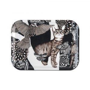 Nadja Wedin Design Katten Tarjotin 27x20 Cm