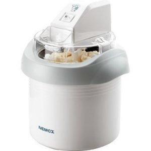 Nemox Trendy Plus Jäätelökone Valkoinen/Harmaa 1