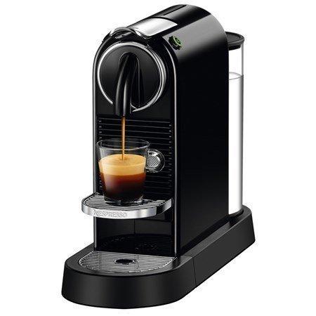 Nespresso Citiz 2 Musta Kahvikone