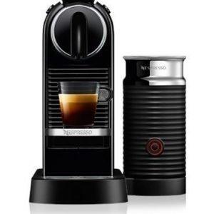 Nespresso Citiz & Milk 2 Musta Kahvikone