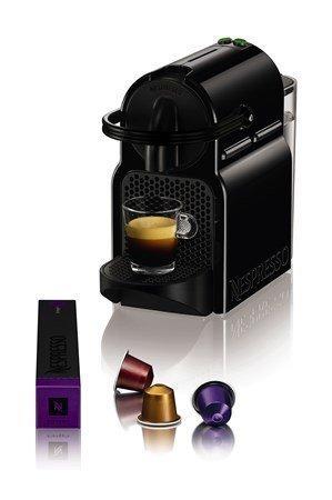 Nespresso Inissia D40 EU Musta