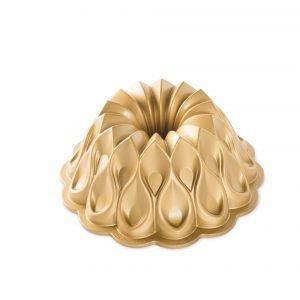 Nordic Ware Crown Bundt Anniversary Gold Kakkuvuoka