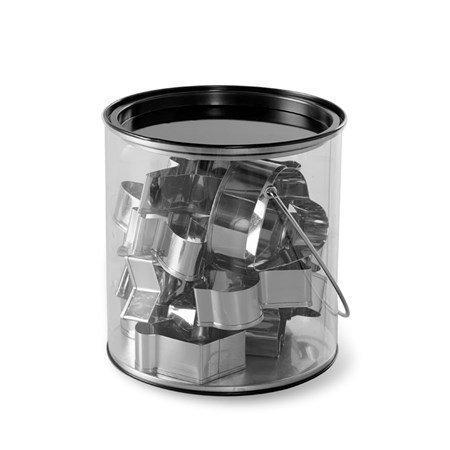 Nordic Ware Leivontamuotti Ruostumaton teräs 15-pack
