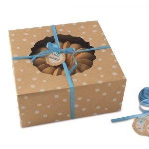 Nordic Ware Natural Bakeware Lahjapaketti Ruskea 4 Kpl