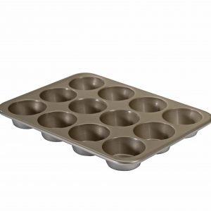 Nordic Ware Natural Bakeware Muffinssivuoka Alumiini 12 Kpl
