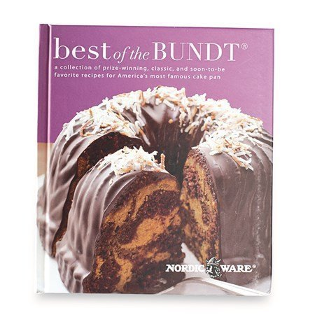 Nordic Ware Reseptikirja Best of Bundt