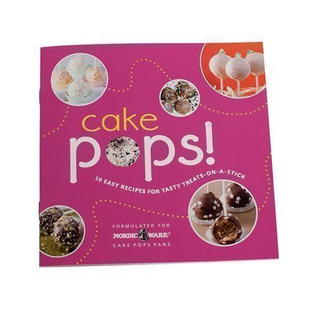 Nordic Ware Reseptikirja Cake Pop