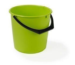 Nordiska Plast Muoviämpäri 10L Lime Nordiska