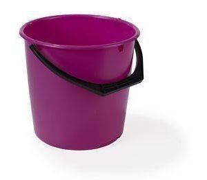 Nordiska Plast Muoviämpäri 10L Rosa