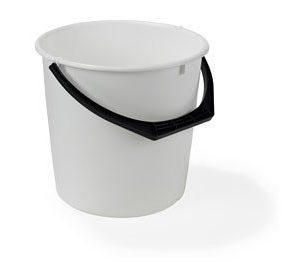 Nordiska Plast Muoviämpäri 10L Valkoinen