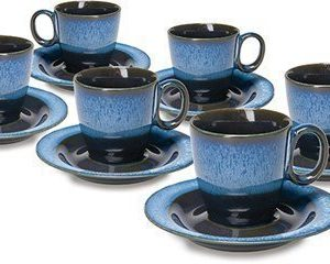Nordkök Espressokupit 6-pack Lava