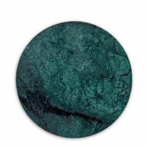 Nordstjerne Green Marble Leikkuulauta Pyöreä Vihreä