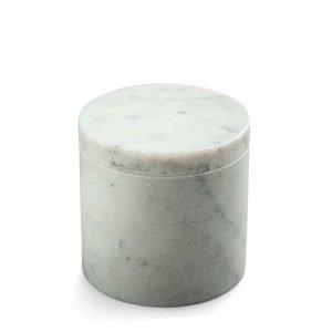Nordstjerne White Marble Purkki Valkoinen