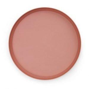 Normann Copenhagen Geo Tarjotin vaaleanpunainen