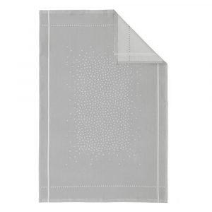 Normann Copenhagen Illusion Keittiöpyyhe Harmaa 75x50 Cm