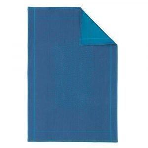 Normann Copenhagen Illusion Keittiöpyyhe Sininen 75x50 Cm