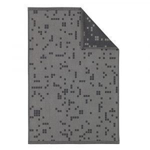 Normann Copenhagen Illusion Keittiöpyyhe Smoke 75x50 Cm